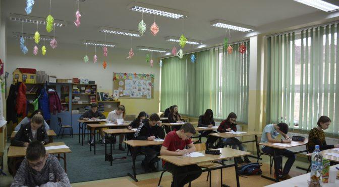Math Challenges – II Gminny Konkurs Matematyczny w Języku Angielskim
