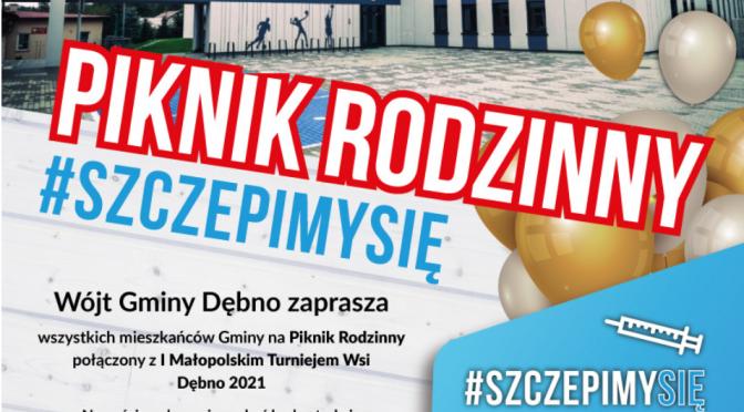 Piknik Rodzinny i I Małopolski Turniej Wsi